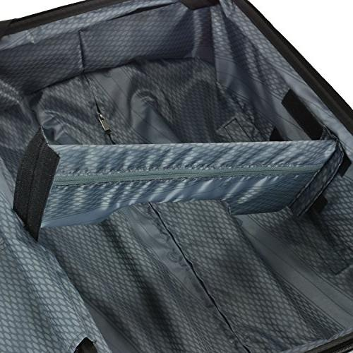 Traveler's Choice Wellington Durable Large Suitcase with Interior System,