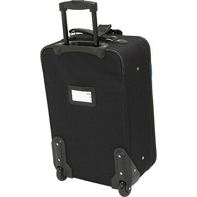 U.S. Traveler New Yorker 4-Piece 4 Colors