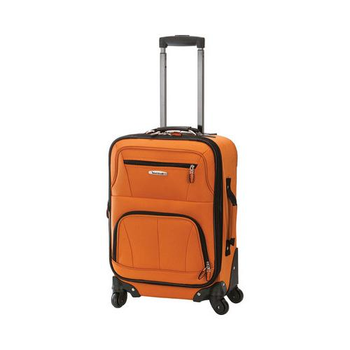 unisex pasadena 19 expandable spinner carry on