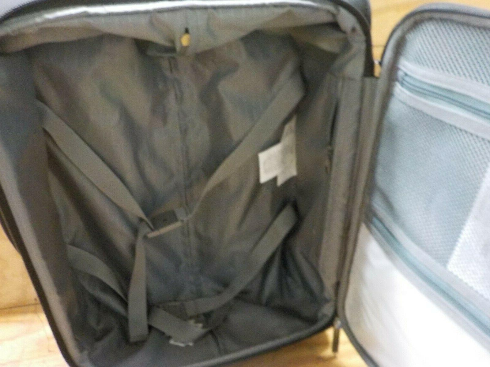 AmazonBasics Softside Suitcase TSA