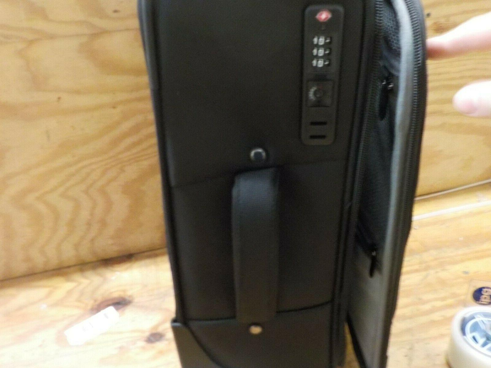 AmazonBasics Softside Luggage TSA