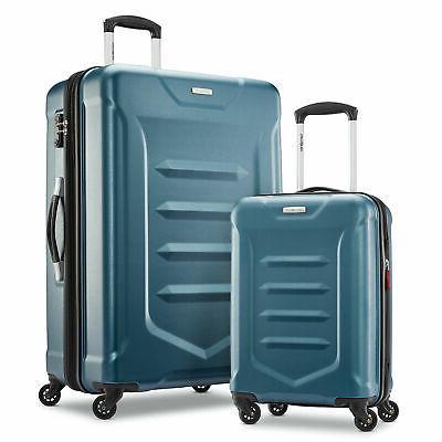 valor 2 0 2 piece set luggage