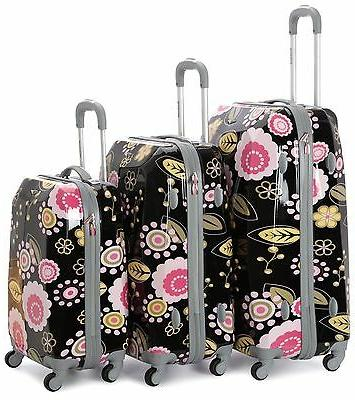Rockland Vision Pink Luggage