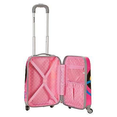 Rockland Vision Pink Heart Set
