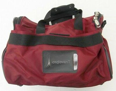 TravelPro Walkabout Overnight Case Flight Attendant NEW