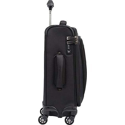 Travelpro 3 International Carry On Spinner, Black