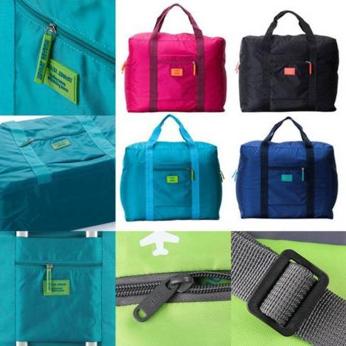 Waterpoof Bag Travel Carry-On Duffle Foldable