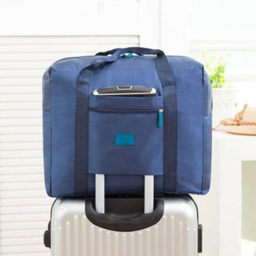 Waterpoof Luggage Travel Carry-On Foldable Baggage