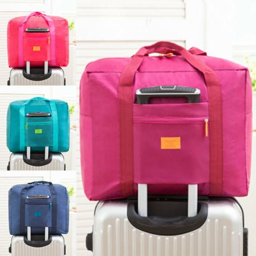 waterpoof luggage storage bag travel carry on