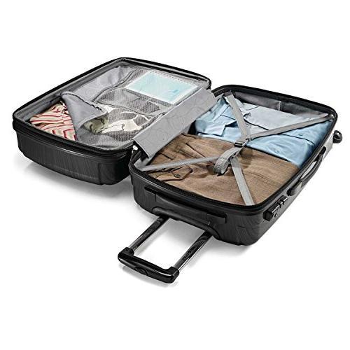 "Samsonite Winfield 24"" Luggage, Brushed"