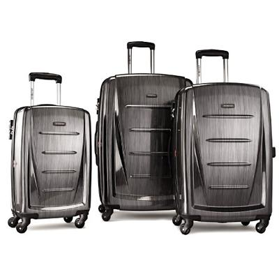 winfield 2 spinner set charcoal