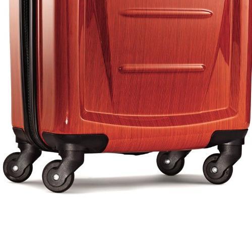 Samsonite 20in. Carry-On Hardside Spinner Luggage