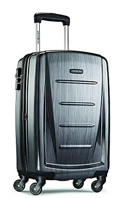 winfield carry hardside spinner luggage