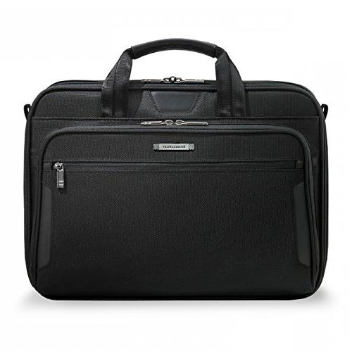 work luggage slim brief
