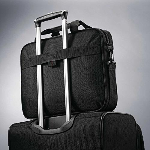 "Samsonite Xenon 3.0 Laptop Shuttle 15"" Black, One Size"