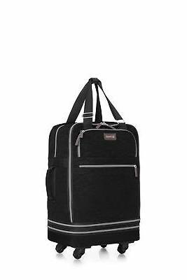 "Biaggi Zipsak Expandable Carry 22"" Expands to Black"