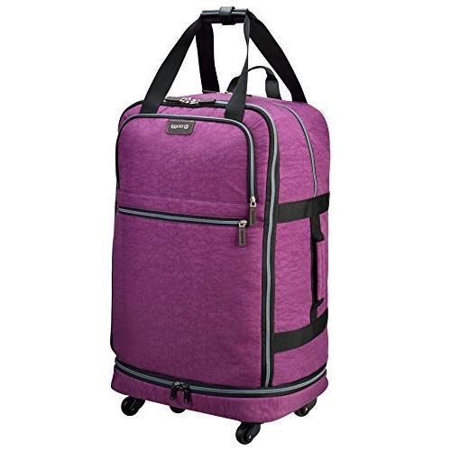 Biaggi Luggage Microfold Spinner 31-Inch