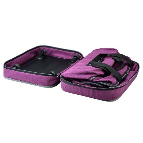 Biaggi Microfold Spinner Suitcase, 31-Inch