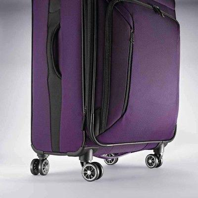 """American Tourister Zoom Softside 28"""" Spinner Suitcase"""