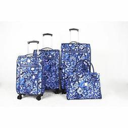 Isaac Mizrahi Lantana 26-inch 8-Wheel Spinner Suitcase - 16.