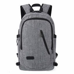 Laptop Backpack Waterproof Coded Lock Anti-theft Large Capac