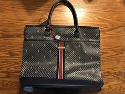 Tommy Hilfiger Large Luggage Duffle Tote Bag with Shoulder S