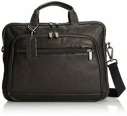 Kenneth Cole Reaction Colombian Leather Dual Compartment Top