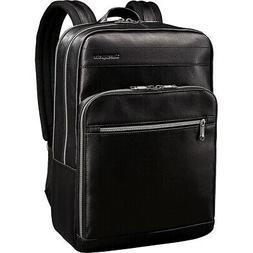 Samsonite Leather Slim Laptop Backpack 2 Colors Business & L