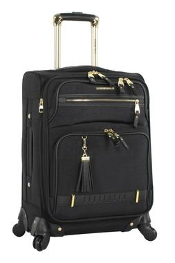 """Steve Madden Luggage Legends 20"""" Expandable Suitcase With Sp"""