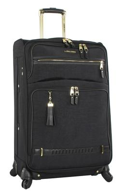 "Steve Madden Luggage Legends 28"" Expandable Suitcase With Sp"