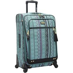 """NEW Steve Madden Legends Luggage 28"""" Expandable Suitcase Wit"""