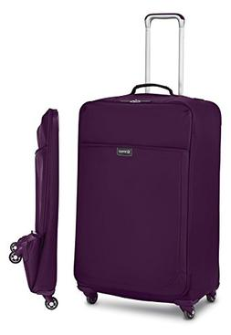 Biaggi Luggage Leggero Foldable Spinner Suitcase, 29-Inch