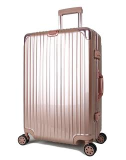 Newest Lightweight Luggage TSA Lock Suitcase ABS+PC+Aluminum
