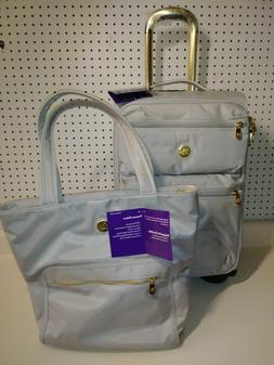 JOY Lightweight Travelease Tote and Medium Dresser with Spin