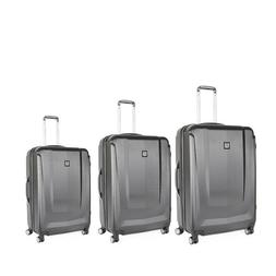 Ful Load Rider Hard Case Spinner Luggage 3-Piece Set 4 doubl
