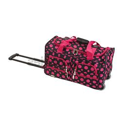 Rockland Luggage 22 Rolling Duffle Bag