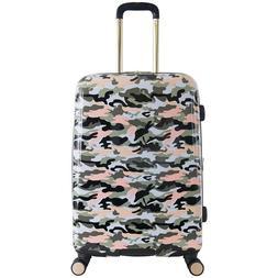 """Aimee Kestenberg Luggage 24"""" Upright 8 Wheel Spinner Suitcas"""