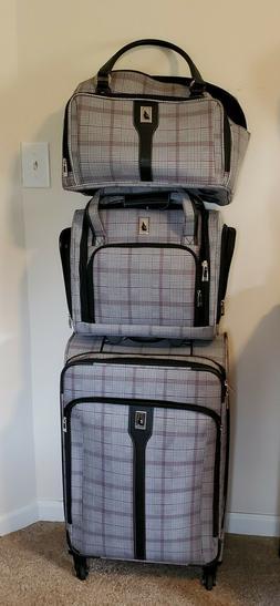 London Fog Luggage 3 Piece Set