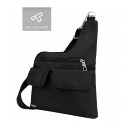 Travelon Luggage Anti-Theft Cross-Body Bag|adjustable, cut-p