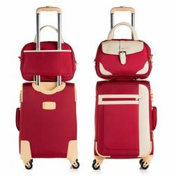Luggage Bag Sets Female Travel Suitcase Universal Wheels Fas