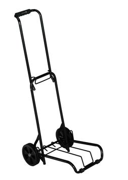 Luggage Cart Dolly Includes Cord Adjustable Height Folding B