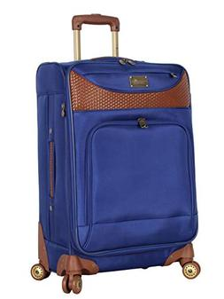 Caribbean Joe Luggage Castaway Expandable Suitcase With Spin