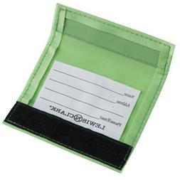 Luggage Identifier Handle Wraps, 3 Pack-Green