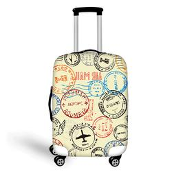 Luggage Protector Trunk Cover Suitcase Sheathing Dust-proof