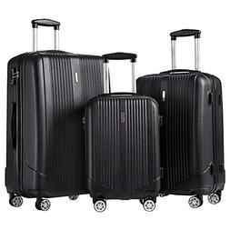 Luggage Set 3 Piece Set Suitcase set with TSA Lock Spinner H