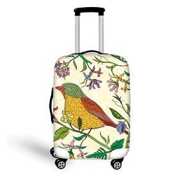 Luggage Set Trunk Cover Elastic Suitcase Cover Sheathing Dus