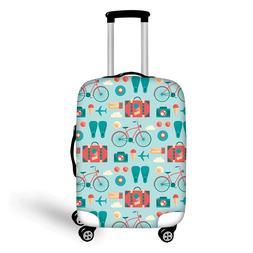 Luggage Set Trunk Sheathing Suitcase Cover Dust-proof Luggag