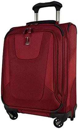 """Travelpro Maxlite 3 21"""" Expandable Spinner Merlot Travel Bag"""