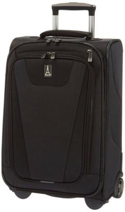 "Travelpro Maxlite 4 22"" Expandable Rollaboard Suitcase, Blac"