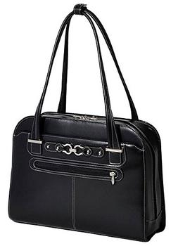 McKleinUSA MAYFAIR 96305C Black Ladies' Laptop Case